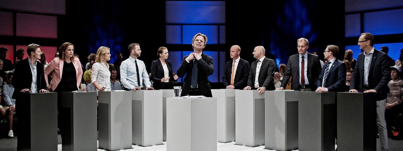 Foto - Agnete Schlichtkrull - DR Debatten