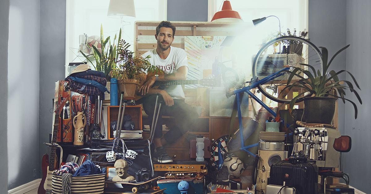 Kampagnebillede Peter