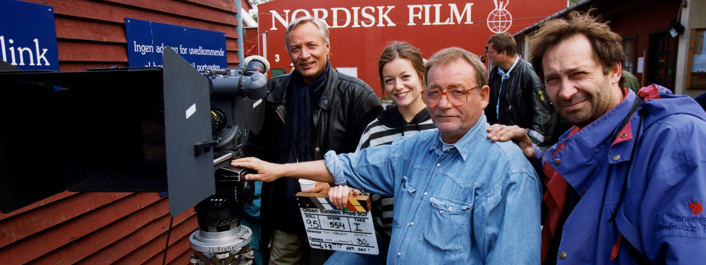 Foto: Rolf Konow / Olsenbandens sidste stik (1998) ©