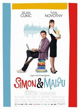 Plakat Simon-og-Malou